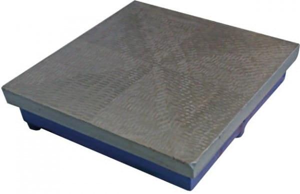 400 x 400 x 25mm Kontrollplatten Aus Grauguss