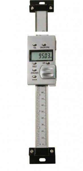 300mm Digital-Einbau-Messschieber, Senkrecht, DIN 862