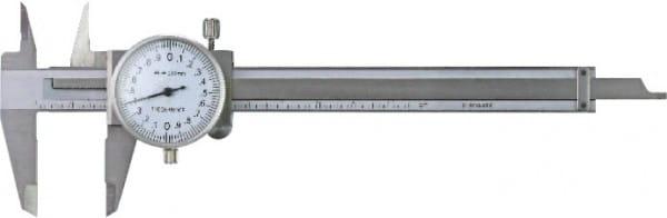 100mm Uhren-Messschieber DIN 862