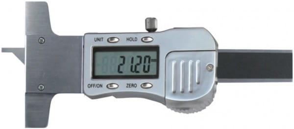 10mm Digital-Fase-Messschieber 45°