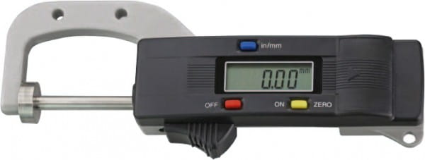 0 - 25mm Digital-Dicken-Messgerät
