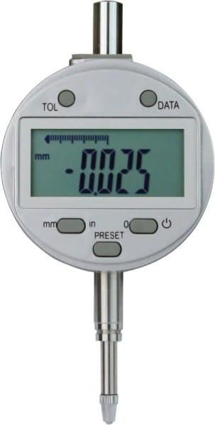 25mm Digital-Messuhr, Induktives System, Ip 65