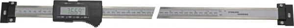 600mm Digital-Einbau-Messschieber, Waagrecht, DIN 862