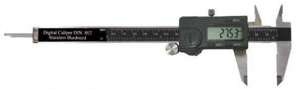 150mm Digital-Taschenmessschieber Für Linkshänder