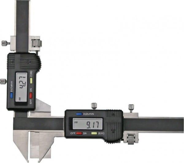 M 2 - 30mm Digital-Zahnweiten-Messschieber