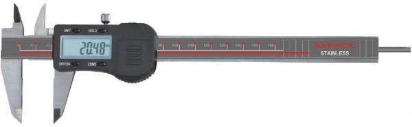 200mm Digital-Taschen-Messschieber, Antimagnetisch, DIN 862