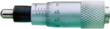 0 - 6,5mm Klein-Einbau-Messschrauben 6,5 mm