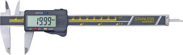 200mm Digital-Taschen-Messschieber, Mit Momentfeststellung, DIN 862