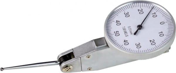 1,0mm Fühlhebelmessgerät Mit Langem Taster, Horizontal