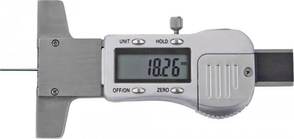 30mm Digital-Tiefen-Messschieber Mit Stiftspitze Ø 2 X 30 mm, DIN 862