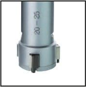 20 - 25mm Digital-Dreipunkt-Innen-Messschrauben, DIN 863