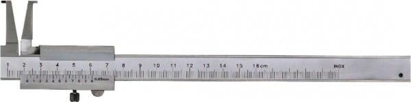 10 - 160mm Innen-Nuten-Messschieber