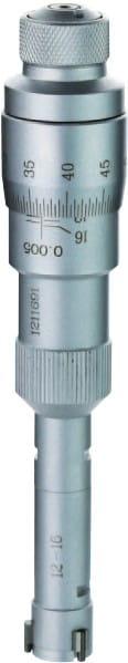 16 - 20mm Dreipunkt-Innen-Messschrauben, DIN 863