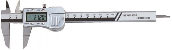 150mm Digital-Messschieber Mit Extra Dünnem Schnabel