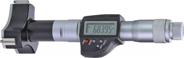 8 - 12mm Digital-Dreipunkt-Innen-Messschrauben-Satz, DIN 863