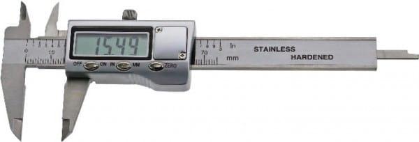 70mm Digital-Taschen-Messschieber Klein, DIN 862