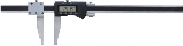 1000mm Digital-Werkstatt-Messschieber Mit Verschiebbarem Schnabel
