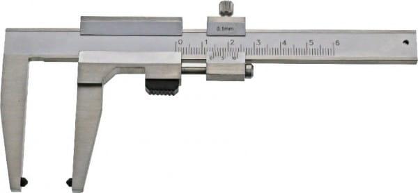 0 - 50mm Bremsscheiben-Prüflehre