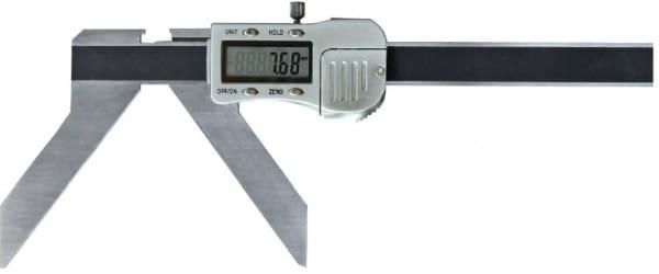 3 - 50mm Digital-Messschieber Zur Messung Von Bogen Und Radius