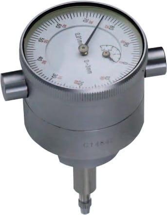 3mm Messuhr Mit Rückwärtiger Messspindel