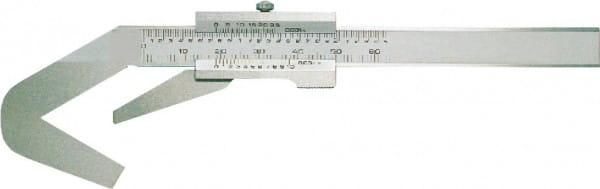 4 - 40mm Präzisions 3- Und 5-Punkt Messschieber