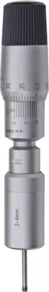3,0 - 4,0mm Innen-Messschrauben
