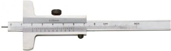 300mm Tiefen-Messschieber Mit Stiftspitze, DIN 862