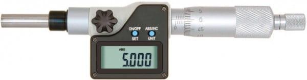 0 - 25mm Digital-Einbau-Messschrauben Mit Aufnahme Ø 5 mm