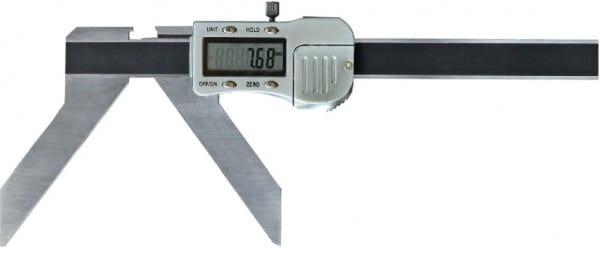 3 - 100mm Digital-Messschieber Zur Messung Von Bogen Und Radius
