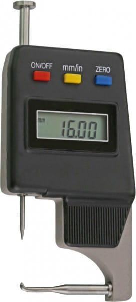 0- 15mm Digital-Dicken-Messgerät Mit Spitze