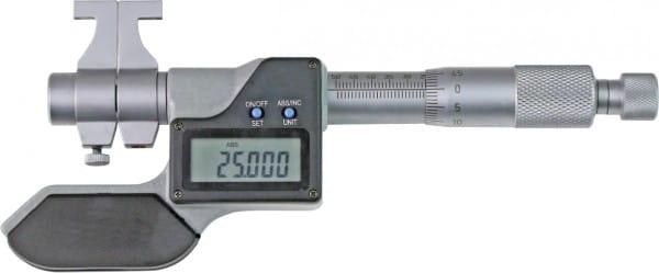 25 - 50mm Digital-Innen-Messschrauben Mit Gewölbten Messflächen