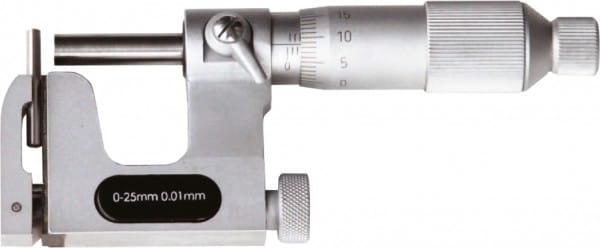 0 - 25mm Präzisions-Universal-Bügelmessschrauben