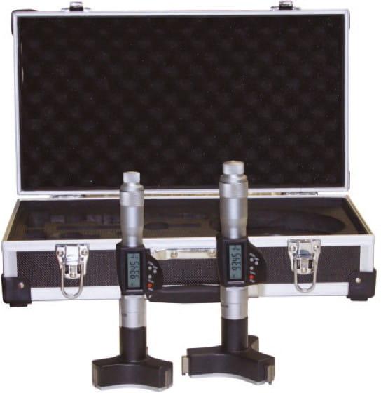 6 - 12mm Digital-Dreipunkt-Innen-Messschrauben, DIN 863