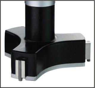 75 - 88mm Digital-Dreipunkt-Innen-Messschrauben, DIN 863