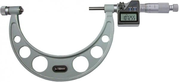 0 - 150mm Digital-Bügelmessschrauben Mit Grossem Messbereich